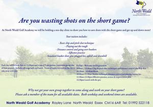 Short Game Details