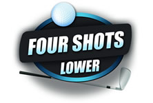 Four Shots Lower