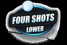 Four Shots Lower